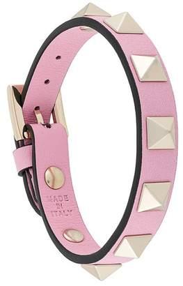 Valentino Rockstud strap bracelet
