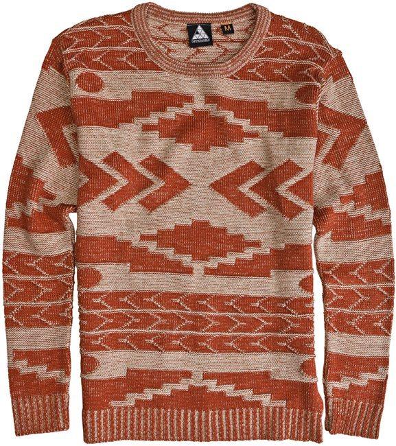 Vanguard Geronimo Slouch Sweater