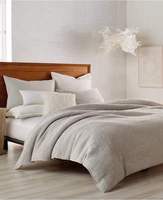 DKNY Pure Texture King Duvet Bedding