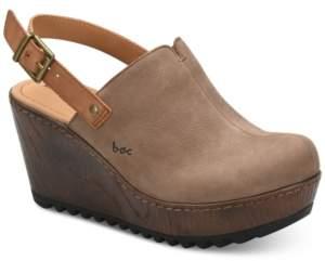 b.ø.c. May Slingback Clogs Women's Shoes