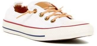 Converse Shoreline Low Top Slip-On Sneaker (Women)