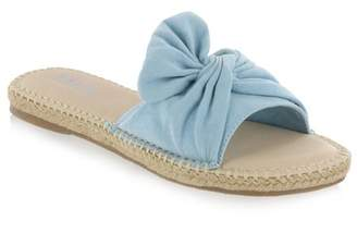 Mia Kensi Knotted Slide Sandal (Women)