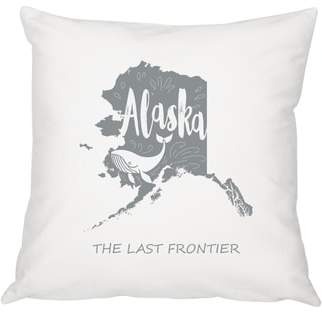 My State Accent Pillow