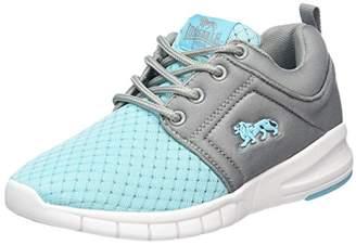 Lonsdale London Girls' Sivas Multisport Outdoor Shoes, (Light Blue/Grey), 37 EU