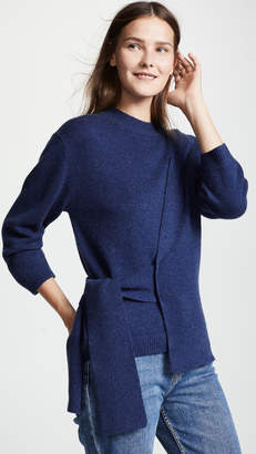 Brochu Walker Albian Wrap Pullover
