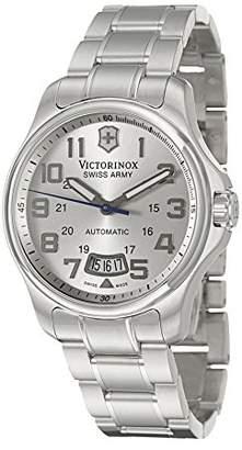 Victorinox Men's 241372 Officers Mechanical Self-Winding Watch
