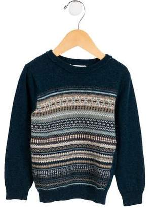 Marie Chantal Boys' Wool-Blend Sweater