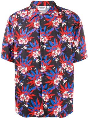 SSS World Corp Hawaiian style shirt