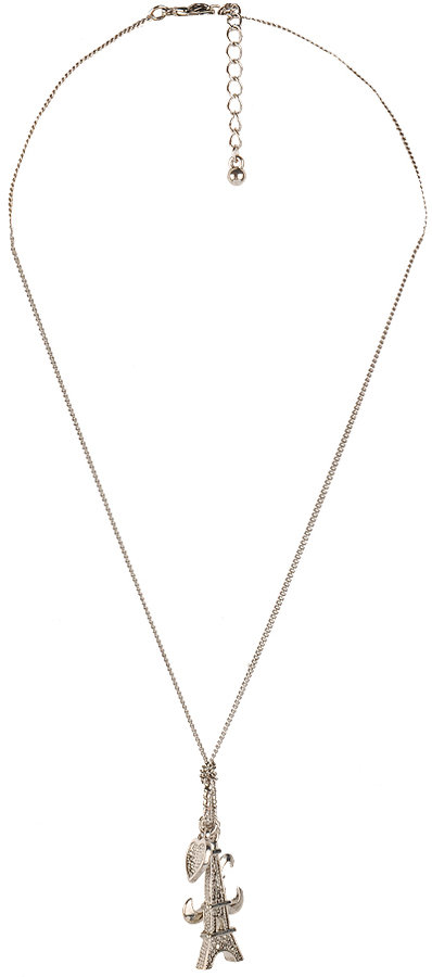 Euro Charm Necklace