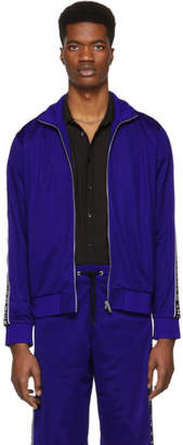 Givenchy Blue 4G Track Jacket