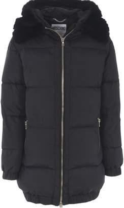 Moschino Fur Padded Jacket