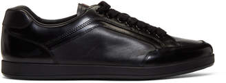 Prada Black Slim Sneakers