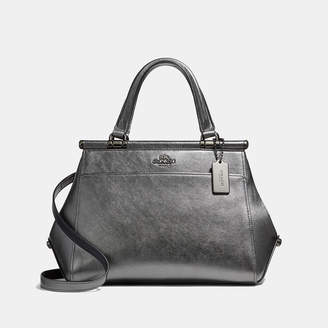 Gunmetal Handbag - ShopStyle UK 177ac7a692c26