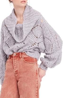 Free People Nimbus Cloud Cowl Neck Sweater