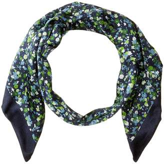 MICHAEL Michael Kors Tiny Wildflowers Long and Skinny Scarves