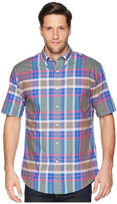 Pendleton S/S Seaside Button Down Shirt Men's Short Sleeve Button Up