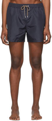 Paul Smith Navy Classic Swim Shorts