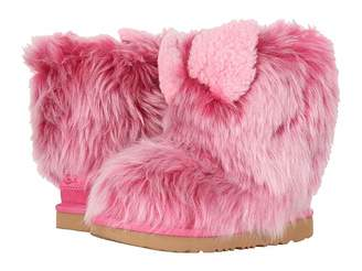 UGG Pinkipuff Classic II (Little Kid/Big Kid)