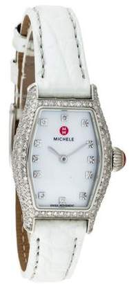 Michele Urban Coquette Pavé Watch