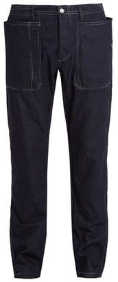 Missoni Patch-pocket straight-leg jeans