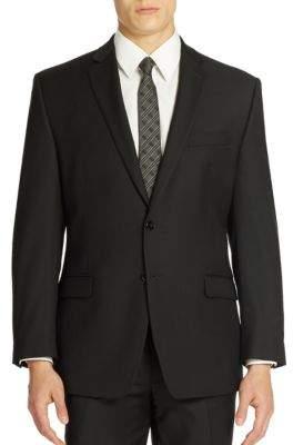 Calvin Klein Slim-Fit Wool Jacket