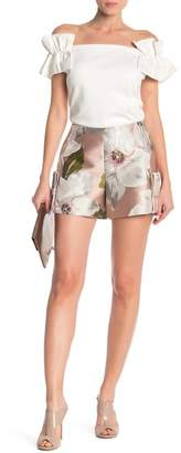 Ted Baker Chatsworth Floral Shorts