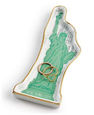 """Rosanna Statue of Liberty - Shaped Tray 6"""""""