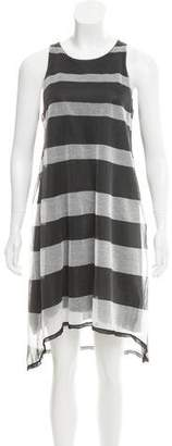 Band Of Outsiders Sleeveless Striped Dress