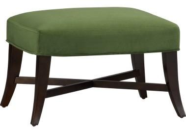 Roundup 10 fresh spring ottomans popsugar home for Jellyfish chair design within reach
