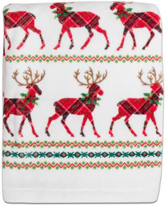 Dena Reindeer Cotton Bath Towel