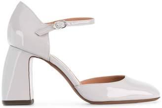 L'Autre Chose curved heel pumps