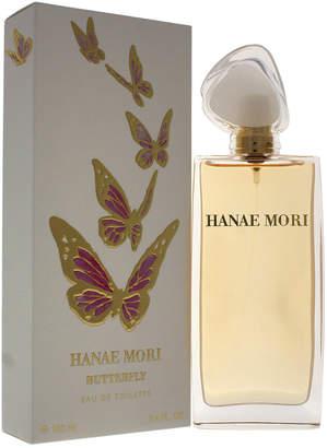 Hanae Mori Women's 3.4Oz Butterfly Eau De Parfum Spray