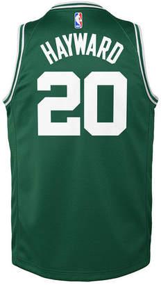 Nike Gordon Hayward Boston Celtics Icon Swingman Jersey, Big Boys (8-20)