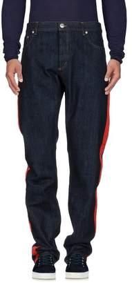 Alexander McQueen Denim trousers