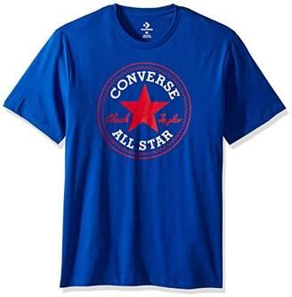 Converse Men's Chuck Patch Short Sleeve T-Shirt