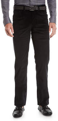 Brioni Men's Five-Pocket Corduroy Pants