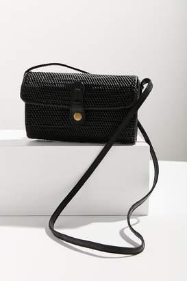 Urban Outfitters Ida Straw Crossbody Bag