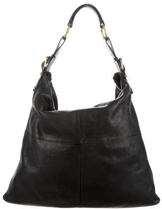 CelineCéline Leather Hobo