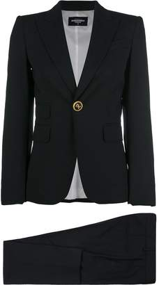 DSQUARED2 tailored fitted suit