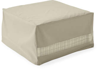 Serena & Lily Pacifica Ottoman Outdoor Cover