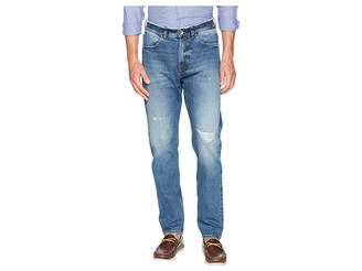 Eleventy Five-Button Baggy Jeans in Denim Men's Jeans