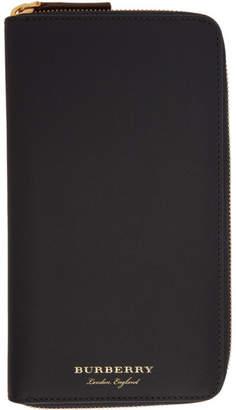 Burberry Black Renfrew Wallet