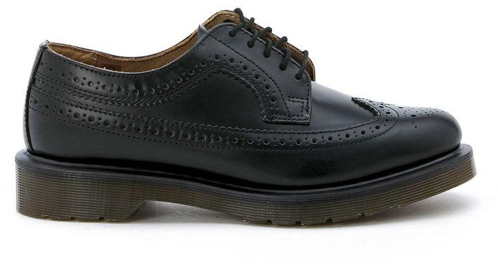 Dr. MartensDr. Martens Black Brogue Lace Up Shoe