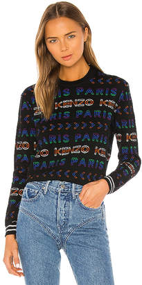Kenzo All Over Paris Pullover