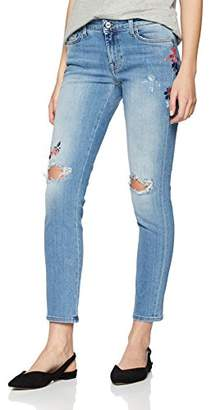 7 For All Mankind Seven International SAGL Women's Relaxed Skinny Boyfriend Jeans,W25/L29 (Manufacturer Size: 25)