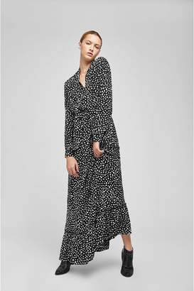 Anine Bing Libby Dress - Dalmatian