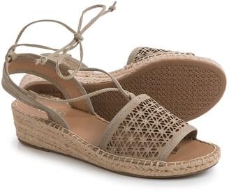 Franco Sarto Libby Espadrille Sandals - Suede (For Women) $39.99 thestylecure.com