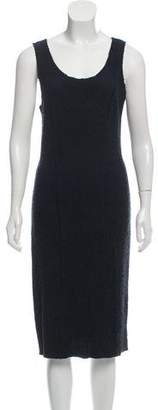 Nina Ricci Bouclé Sheath Dress