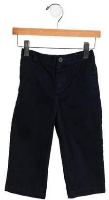 Polo Ralph Lauren Boys' Flat Front Wide-Leg Pants
