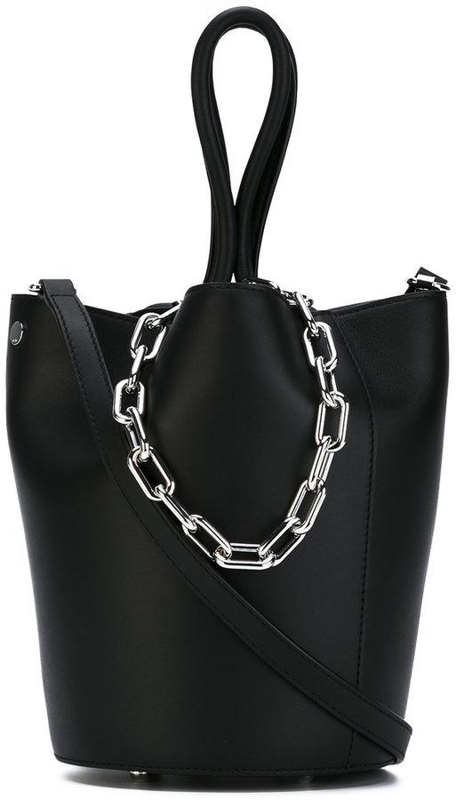 Alexander WangAlexander Wang chain top handles tote
